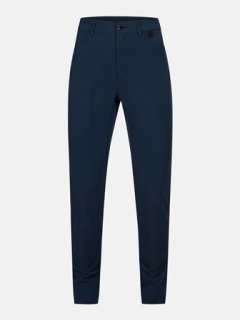 MERION PANTS W - BLUE SHADOW