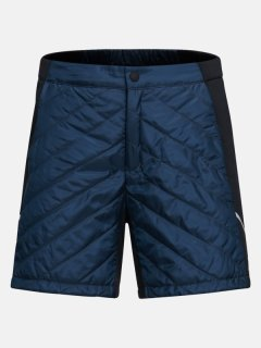 ALUM SHORTS W - BLUE STEEL