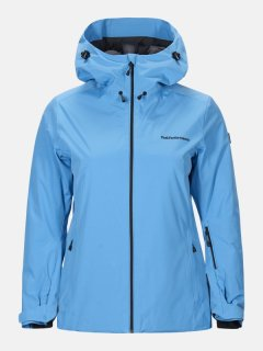 ANIMA JACKET W - BLUE ELEVATION