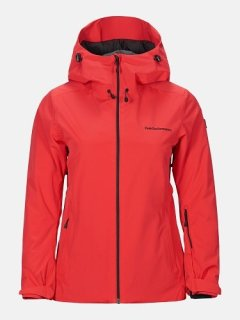 ANIMA JACKET W - POLAR RED
