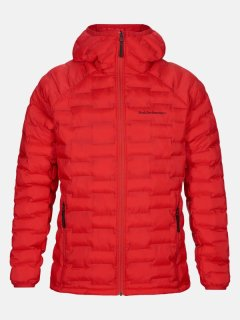 ARGON LIGHT HOOD JKT M - POLAR RED