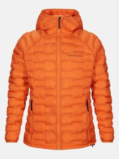 ARGON LIGHT HOOD JKT M - ORANGE ALTITUDE
