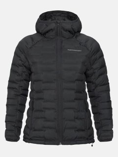 ARGON LIGHT HOOD JKT W - BLACK