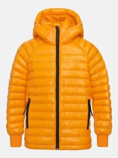 TOMIC LIGHT JACKET JR - EXPLORANGE