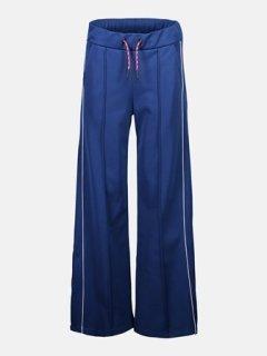 FLOW WIDE PANT W - CIMMERIAN BLUE