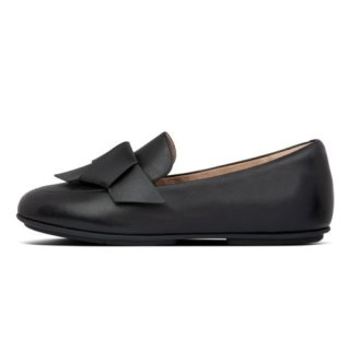LENA KNOT LOAFERS - ALL BLACK CO