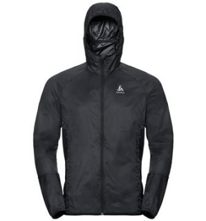 JACKET WISP WINDPROOF - BLACK