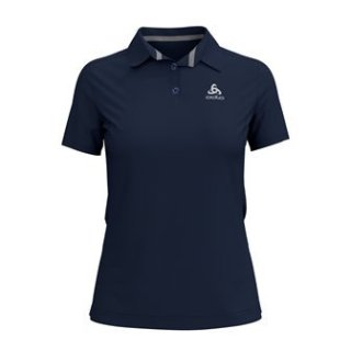 POLO SHIRT S/S F DRY - DIVING NAVY