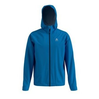 JACKET HARDSHELL AEGIS 2.5L WATERPROOF - BLUE ASTER