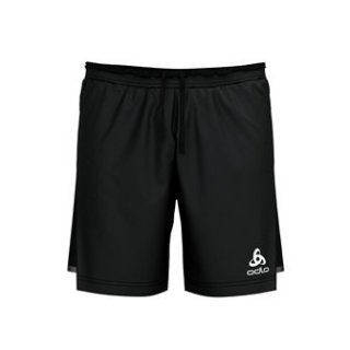 2 IN 1 SHORTS ZEROWEIGHT CERAMICOOL PRO - BLACK   BLACK cancelled fw20