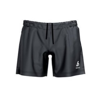 2 IN 1 SHORTS ZEROWEIGHT - BLACK