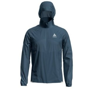 JACKET ZEROWEIGHT DUAL DRY WATER RESISTA - CHINA BLUE