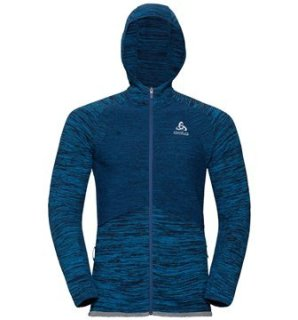JACKET MILLENNIUM PRO - ESTATE BLUE   BLUE ASTER   BLACK