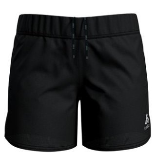 2 IN 1 SHORTS MILLENNIUM - BLACK