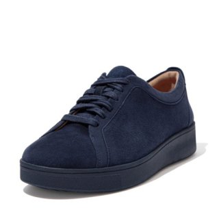 RALLY SUEDE SNEAKERS - MIDNIGHT NAVY 5