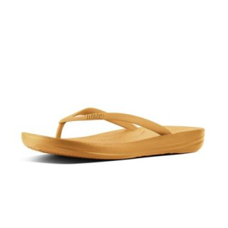 iQUSION - FLIP FLOPS - BAKED YELLOW es