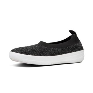 UBERNKIT BALLERINA CRYSTAL - BLACK/SOFT GREY CO