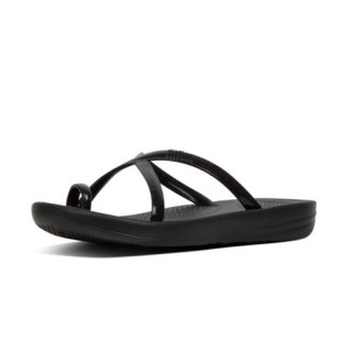 iQUSION WAVE - PEARLISED - CROSS SLIDES - BLACK CO
