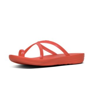 iQUSION WAVE - PEARLISED - CROSS SLIDES - HOT CORAL es