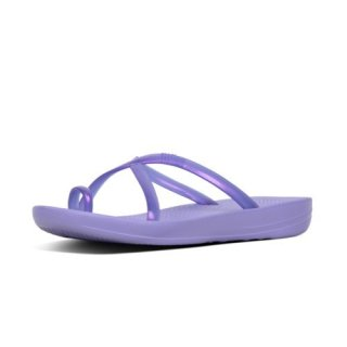 iQUSION WAVE - PEARLISED - CROSS SLIDES - FROSTED LAVENDER es