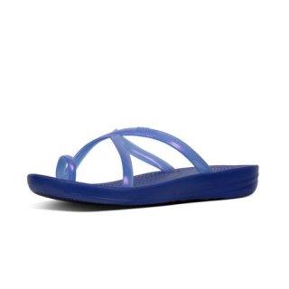 iQUSION WAVE - PEARLISED - CROSS SLIDES - ILLUSION BLUE es