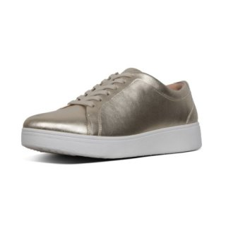 RALLY - SNEAKERS PLATINO es