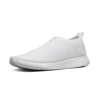 AIRMESH - SNEAKERS HIGH TOP - URBAN WHITE CO