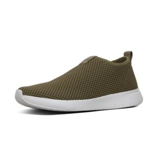 AIRMESH - SNEAKERS HIGH TOP - AVOCADO CO
