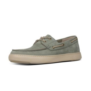 LAWRENCE BOAT SHOES - GREEN BAY CO