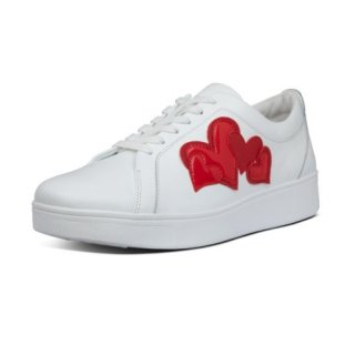 RALLY VALENTINE'S SNEAKERS - RED/ WHITE es