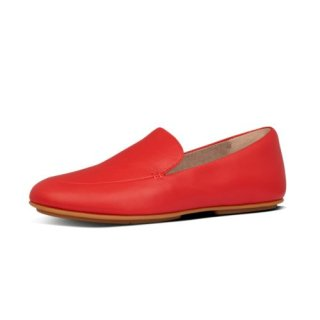 LENA LOAFERS - RED ESAURITO