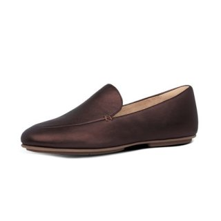 LENA LOAFERS - CHOCOLATE BROWN AW01