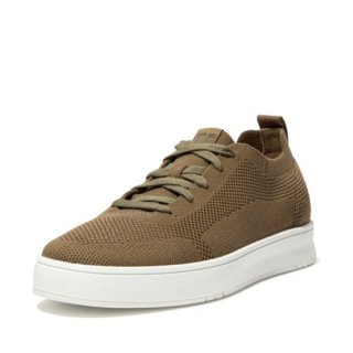 RALLY MULTI KNIT SNEAKERS - MILITARY GREEN
