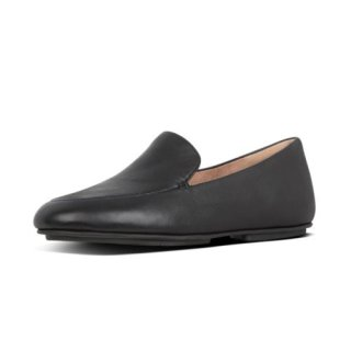 LENA LOAFERS - ALL BLACK CO AW01