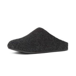 SHOVE FELT SLIPPERS - ALL BLACK AW01