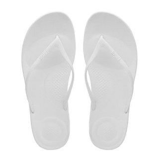 IQUSHION TM ERGONOMIC FLIPFLOP - Urban White CO