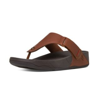 TRAKK TM II - TOE-THONGS - DARK TAN CO