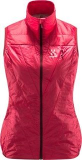 LIM BARRIER Q VEST - HIBISCUS RED
