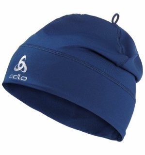 HAT POLYKNIT WARM - ESTATE BLUE