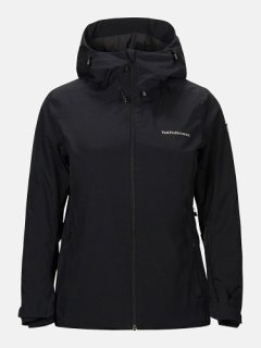 ANIMA JACKET W - BLACK