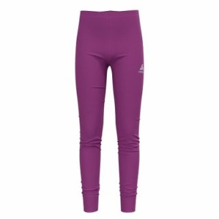 BL BOTTOM LONG ACTIVE WARM ECO - HYACINTH VIOLET stop fw20
