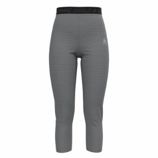 BL BOTTOM 3/4 ACTIVE THERMIC - GREY MELANGE stop fw20